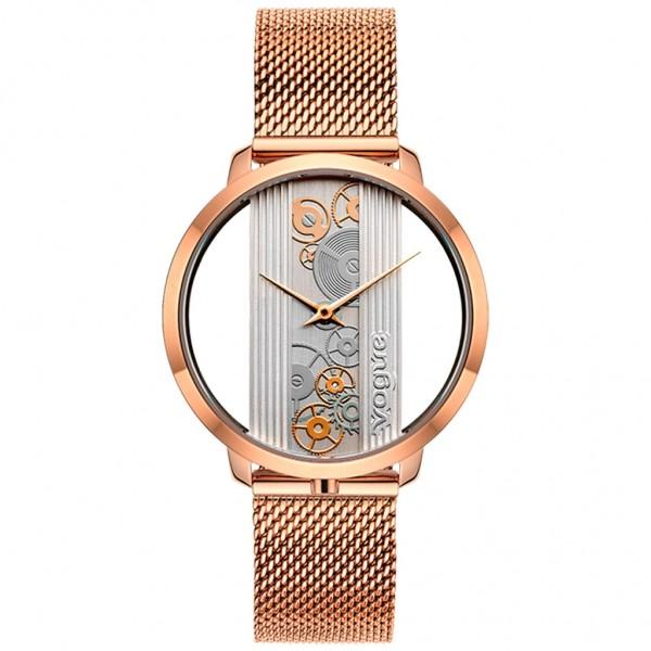 VOGUE Telescopic 610151 Rose Gold Stainless Steel Bracelet