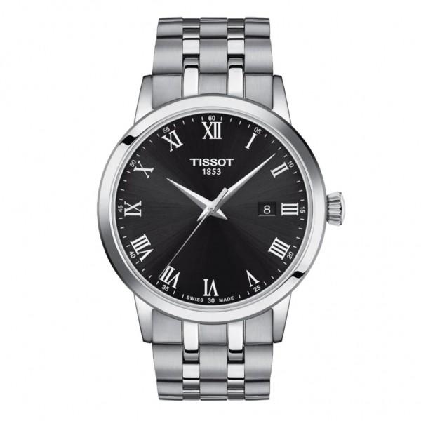 TISSOT T-Classic Dream Silver Stainless Steel Bracelet T1294101105300