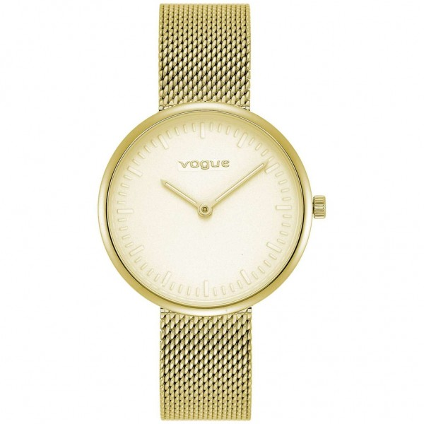 VOGUE Lucky 814042 Gold Stainless Steel Bracelet