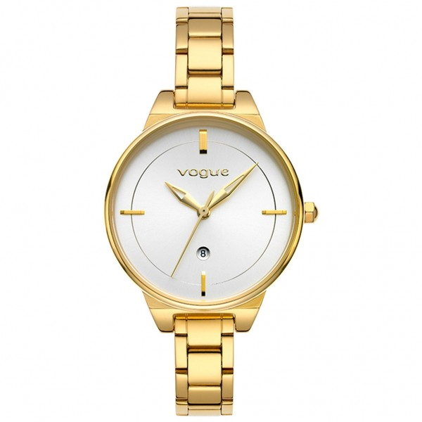 VOGUE Concord 815141 Gold Stainless Steel Bracelet