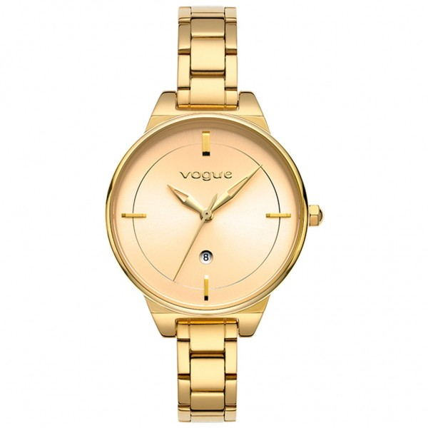 VOGUE Concord 815142 Gold Stainless Steel Bracelet