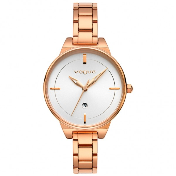 VOGUE Concord 815151 Rose Gold Stainless Steel Bracelet