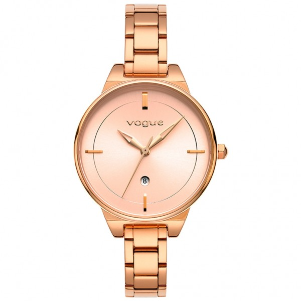 VOGUE Concord 815171 Rose Gold Stainless Steel Bracelet