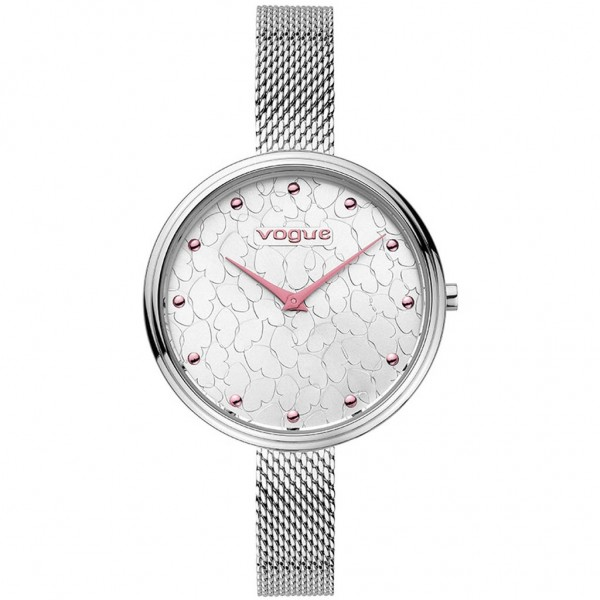 VOGUE Pappillons 811982 Silver Stainless Steel Bracelet