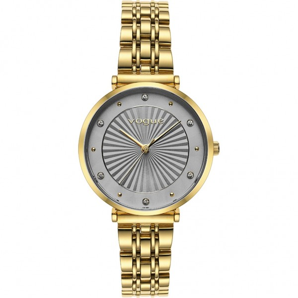 VOGUE Bliss 815343 Crystals Gold Stainless Steel Bracelet