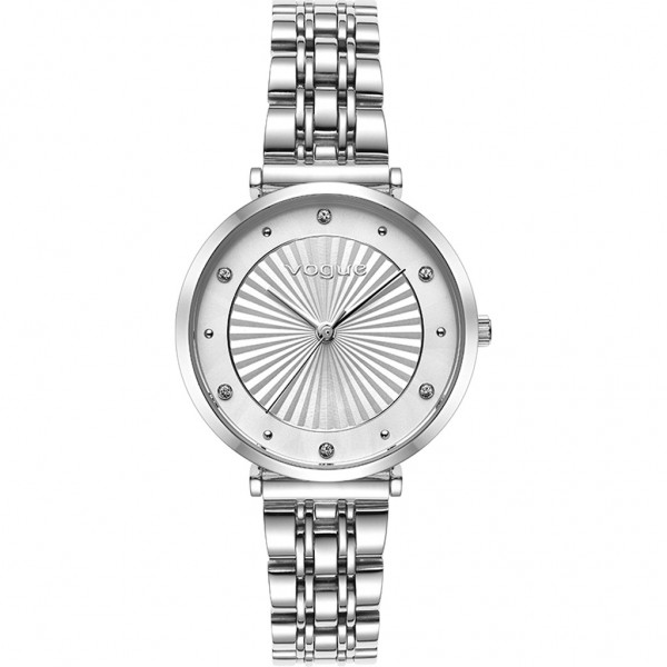 VOGUE Bliss 815381 Crystals Silver Stainless Steel Bracelet