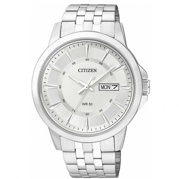 CITIZEN Gents BF2011-51A Quartz Silver Stainless Steel Bracelet