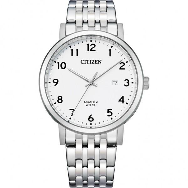 CITIZEN Quartz BI5070-57A Silver Stainless Steel bracelet