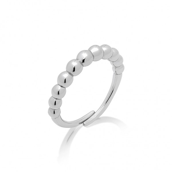JCOU The Dots Ring Silver 925° JW900S0-04