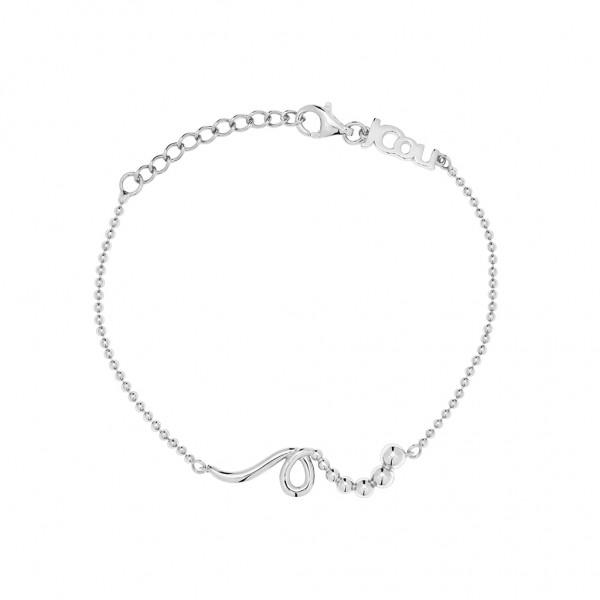 JCOU The Dots Bracelet Silver 925° JW900S2-02