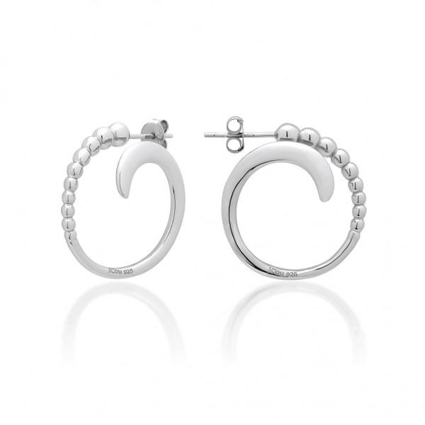 JCOU The Dots Earring Silver 925° JW900S4-05