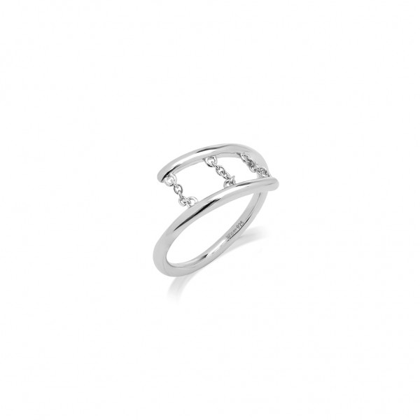 JCOU Chains Ring Silver 925° JW904S0-01