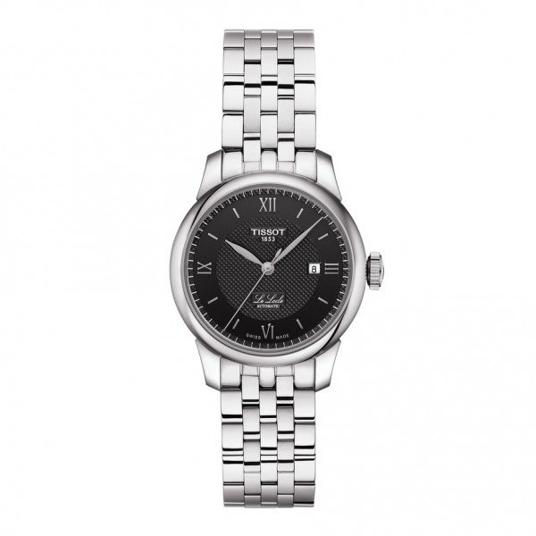 TISSOT T-Classic Le Locle Automatic Silver Stainless Steel Bracelet T0062071105800