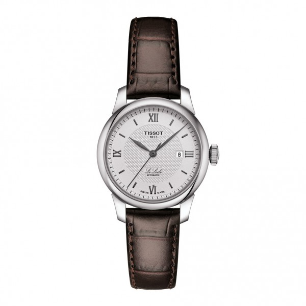 TISSOT T-Classic Le Locle Automatic Brown Leather Strap T0062071603800