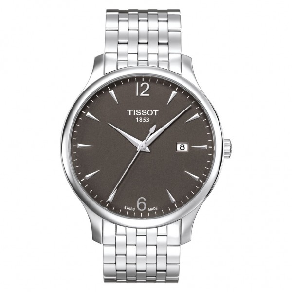 TISSOT T-Classic Tradition Stainless Steel Bracelet T0636101106700
