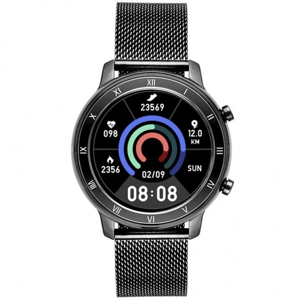 VOGUE Astrid 200352 Smartwatch Black Stainless Steel Bracelet