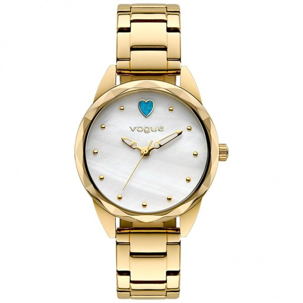 VOGUE Cuore 610441 Gold Stainless Steel Bracelet
