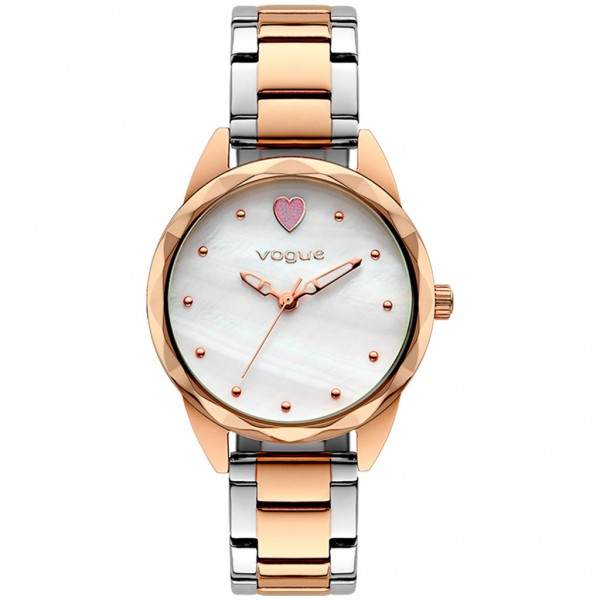 VOGUE Cuore 610471 Two Tone Stainless Steel Bracelet