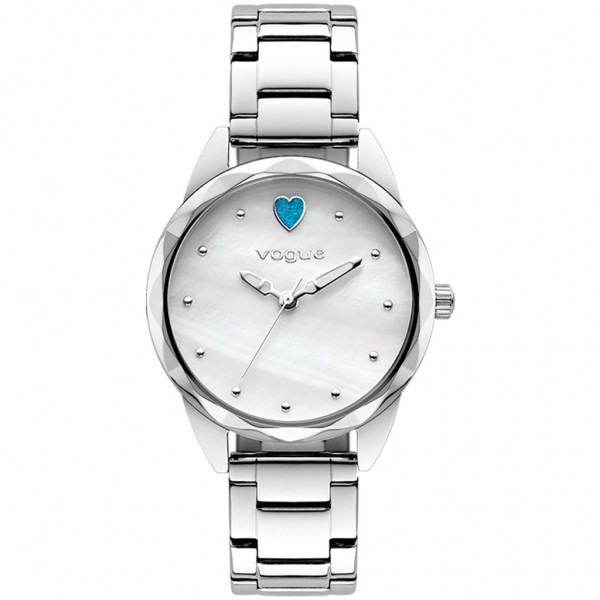 VOGUE Cuore 610481 Silver Stainless Steel Bracelet