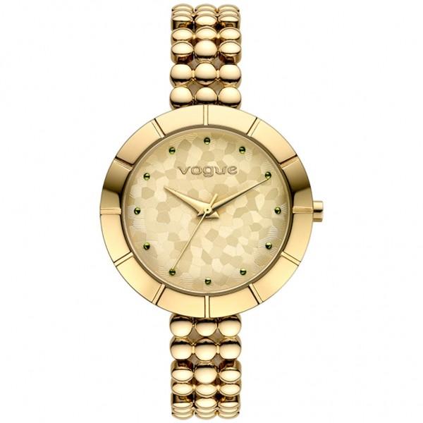 VOGUE Grenoble 610542 Gold Stainless Steel Bracelet