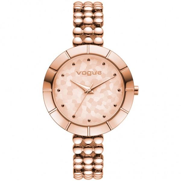 VOGUE Grenoble 610552 Rose Gold Stainless Steel Bracelet