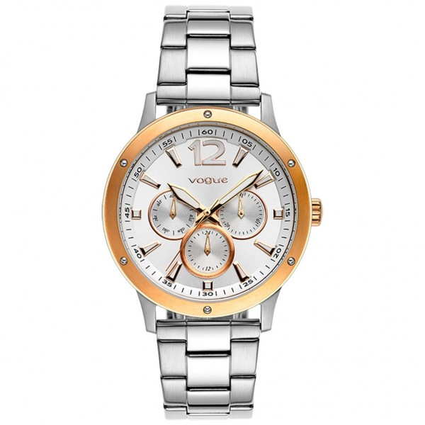 VOGUE Mastery 551151 Silver Stainless Steel Bracelet