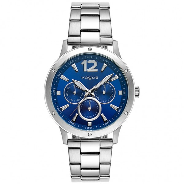 VOGUE Mastery 551181 Silver Stainless Steel Bracelet