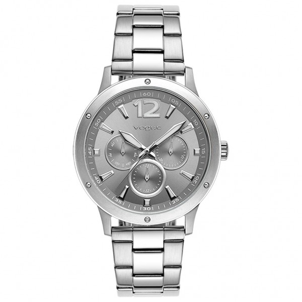 VOGUE Mastery 551182 Silver Stainless Steel Bracelet