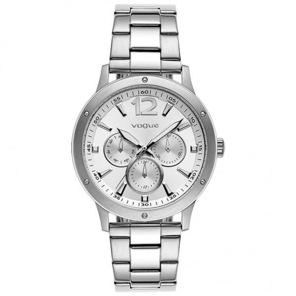 VOGUE Mastery 551183 Silver Stainless Steel Bracelet