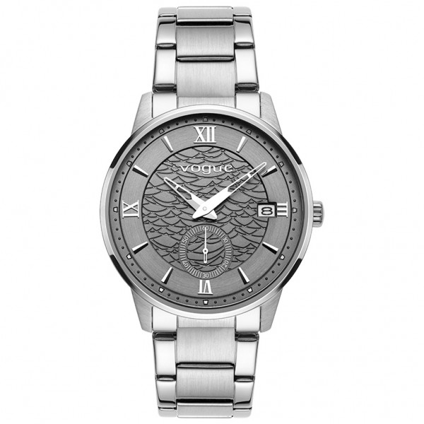 VOGUE Thousand 551282 Silver Stainless Steel Bracelet