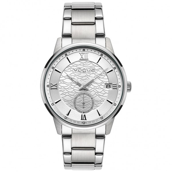 VOGUE Thousand 551283 Silver Stainless Steel Bracelet