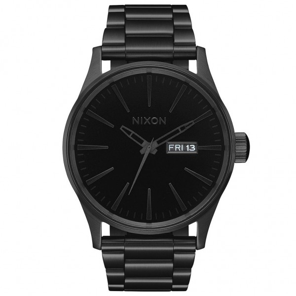 NIXON Sentry A356-1147-00 Black Stainless Steel Bracelet