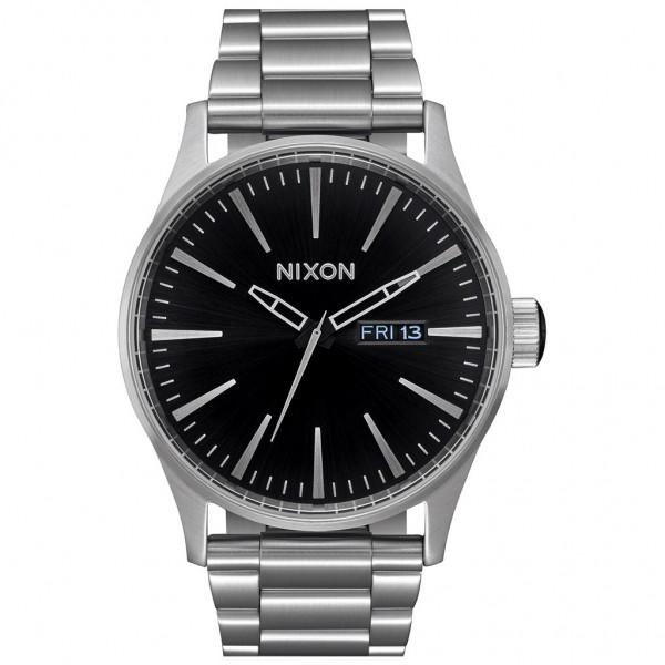 NIXON Sentry A356-2348-00 Silver Stainless Steel Bracelet