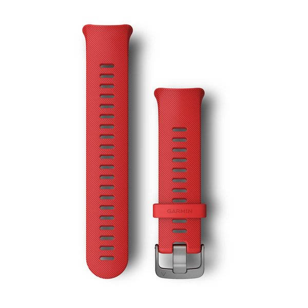 GARMIN Watch Bands Forerunner 45 Lava Red 010-11251-1Z