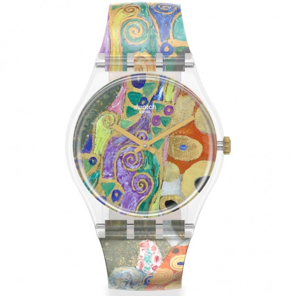 SWATCH HOPE, II by GUSTAV KLIMT, The Watch GZ349 MoMA Collection
