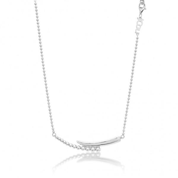 JCOU The Dots Necklace Silver 925° JW900S1-02