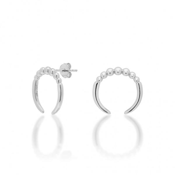 JCOU The Dots Earring Silver 925° JW900S4-02