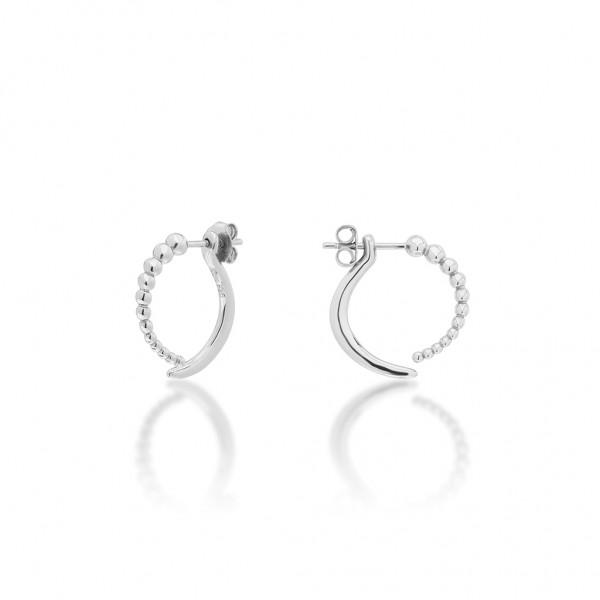 JCOU The Dots Earring Silver 925° JW900S4-04