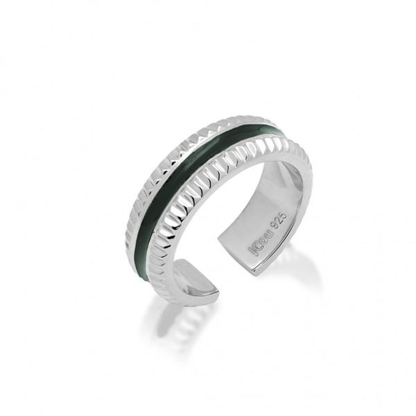 JCOU Queen's Ring Silver 925° JW903S0-01