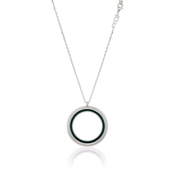 JCOU Queen's Necklace Silver 925° JW903S1-01