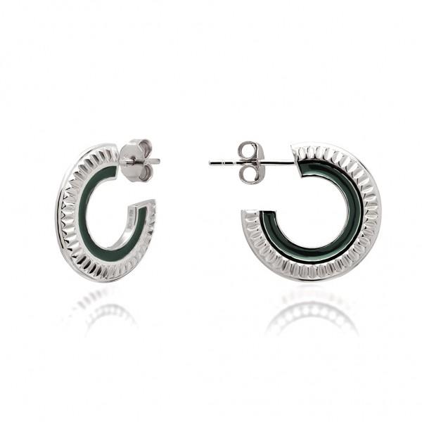 JCOU Queen's Earring Silver 925° JW903S4-02