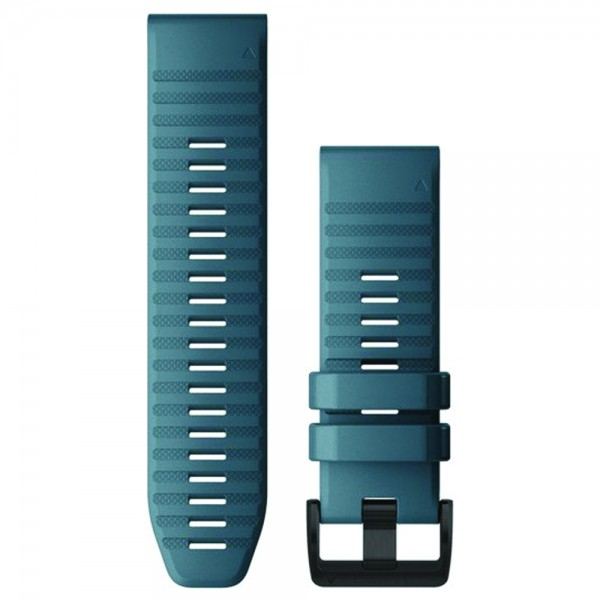 GARMIN Λουράκι QuickFit 26 Lakeside Blue Silicone Fenix 6X 010-12864-03