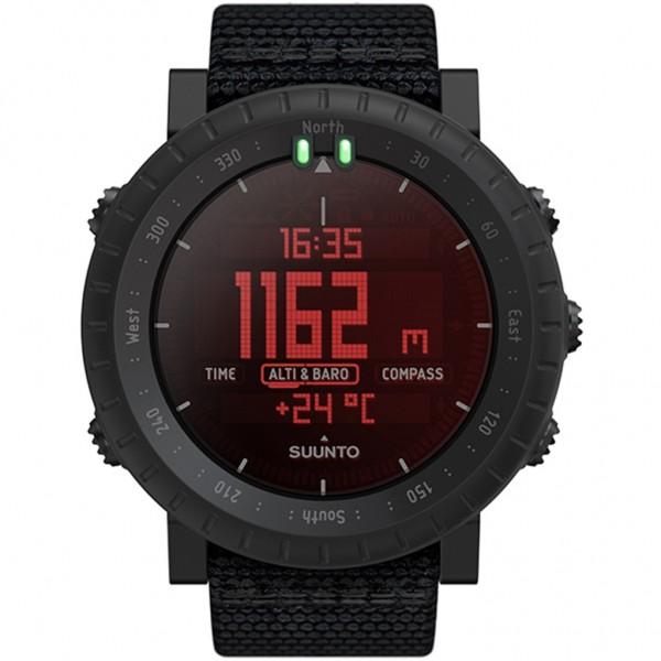 SUUNTO Core Alpha Stealth Black SS050504000