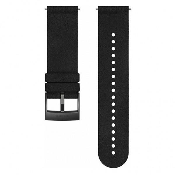 SUUNTO Watch Bands Urban 5 Black Microfiber 24mm SS050682000
