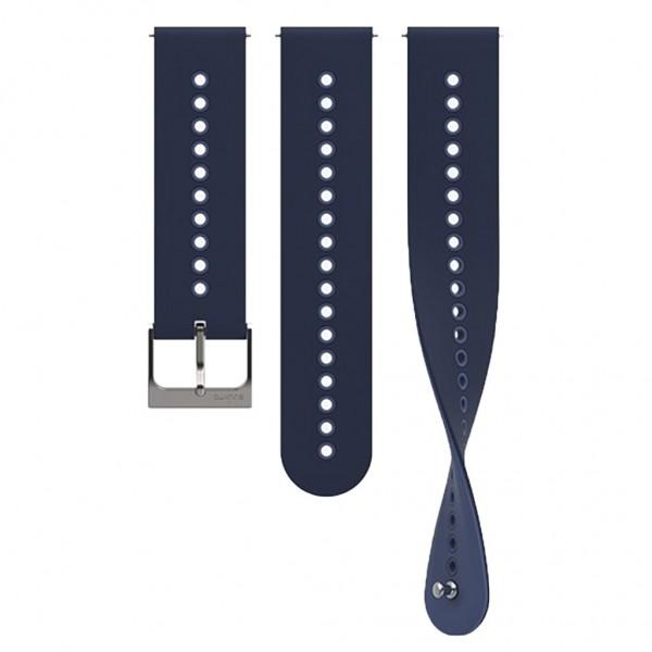 SUUNTO Watch Bands Urban 4 Granite Blue Silicone 22mm SS050690000