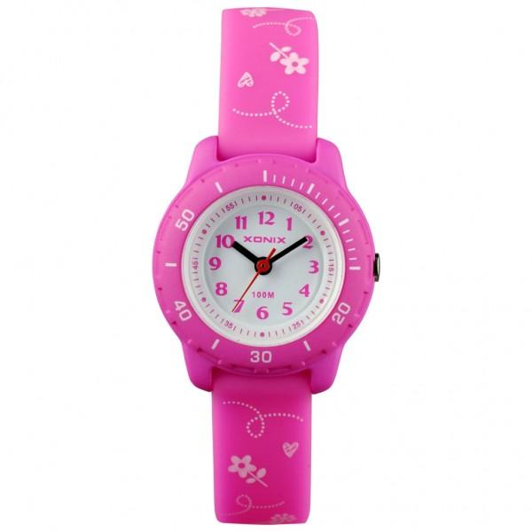 XONIX Kids WC-A02 Pink Silicone Strap